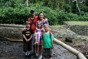Touring Guayabo National Monument