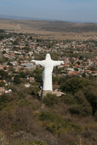 Cristo Redentor, La Cumbre