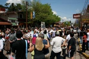 Daily parade, VGB