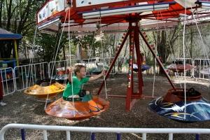 Oktoberfest complete with amusement park!, VGB