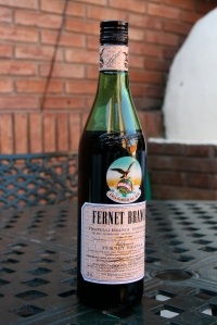 Fill 1/3rd glass with Fernet, top off with Coke and ice, and you're half Cordobese